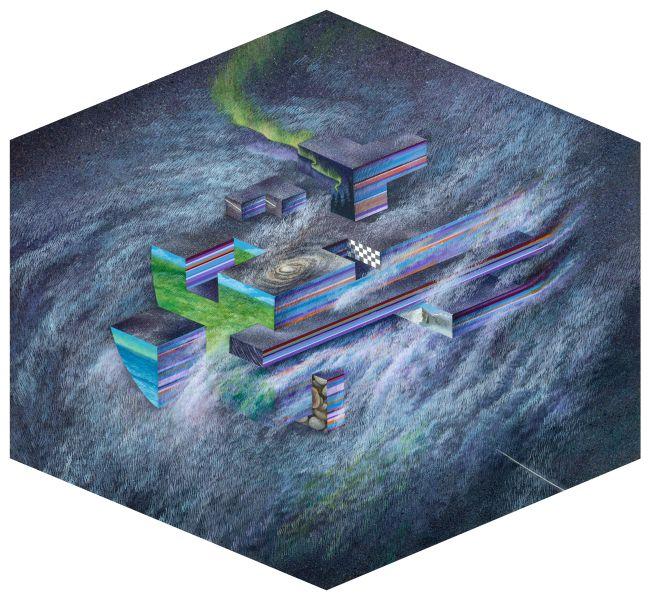 陳宏群-維度模型VIII