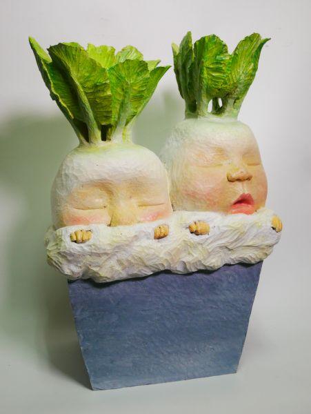 王昱喬-相伴的小蘿蔔