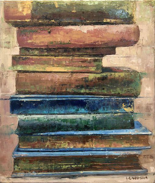 吳怡蒨-藏書1950-2