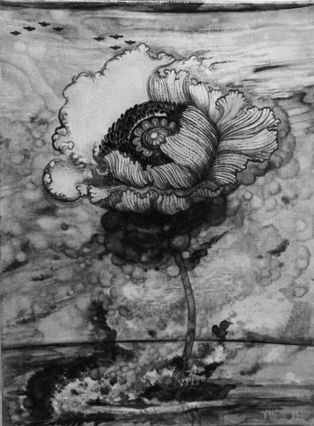 王毓淞-南太平洋上的忘憂花
