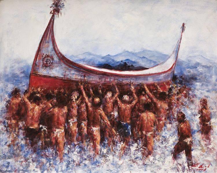 韋啟義-蘭嶼頌