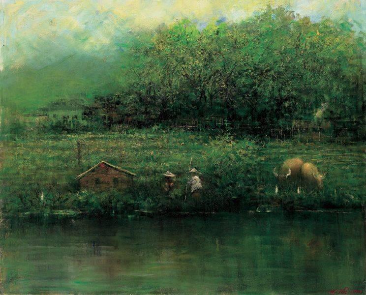 韋啟義-農村樂