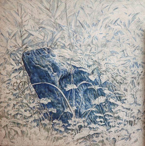 許莉青-小樹林系列:小石山
