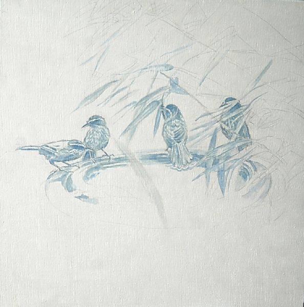 許莉青-小樹林系列:小彎嘴鳴濺