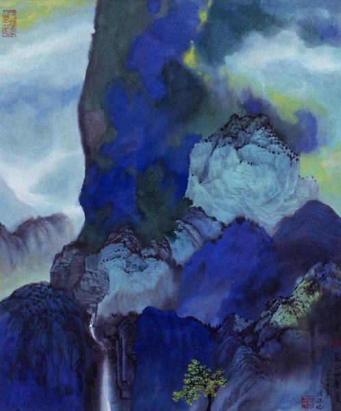 于傳騏-藍山四季 夏