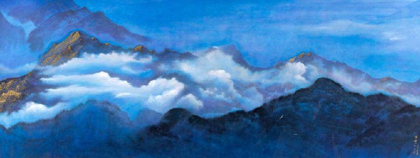 于傳騏-水雲