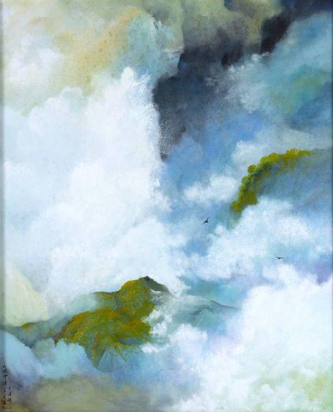 于傳騏-山域雲湧