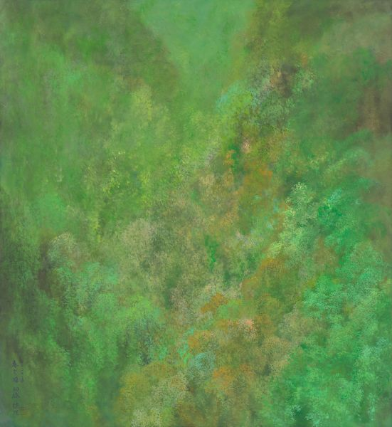 于傳騏-春之頌-初綠