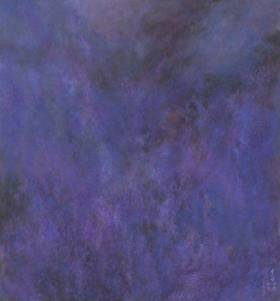 于傳騏-春之頌-紫霧