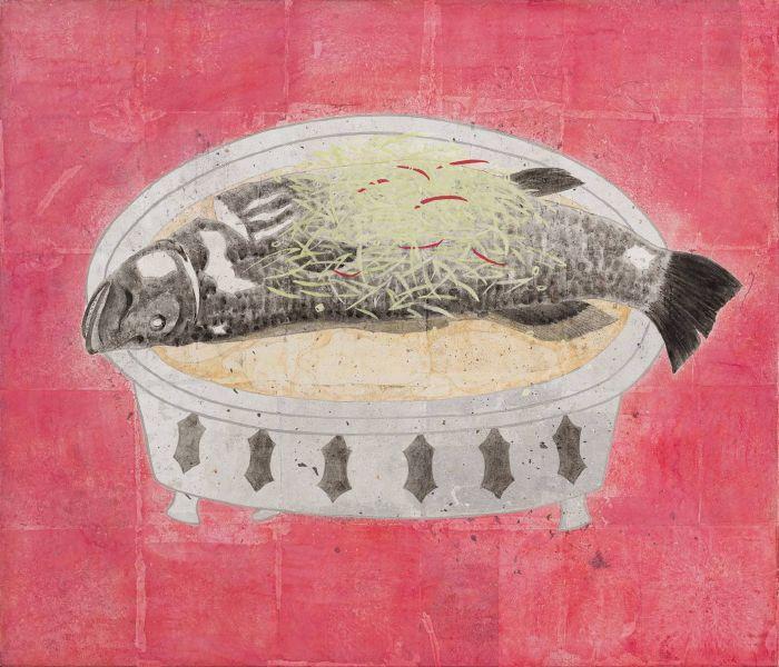 葉采薇- 魚眼睛