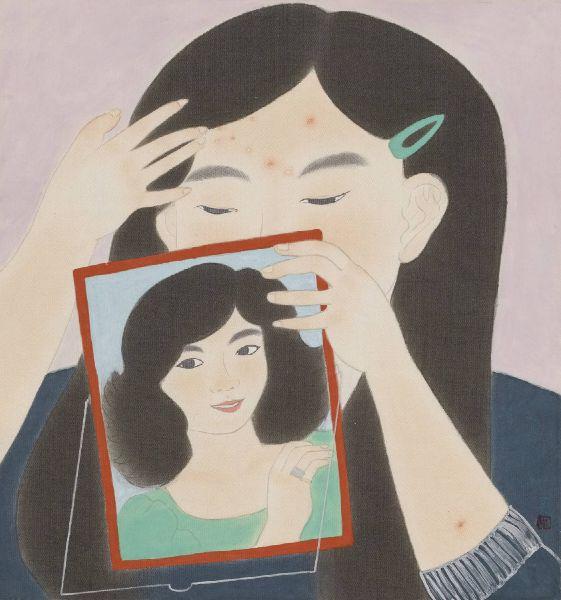 葉采薇-妳笑得甜蜜蜜