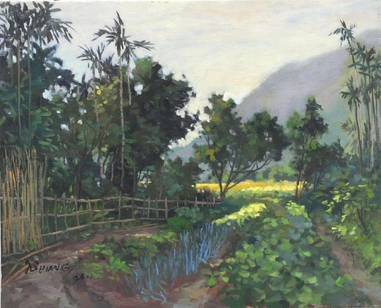 黃飛-菜圃風情