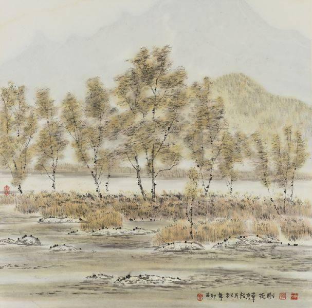 韓振剛-京郊之秋