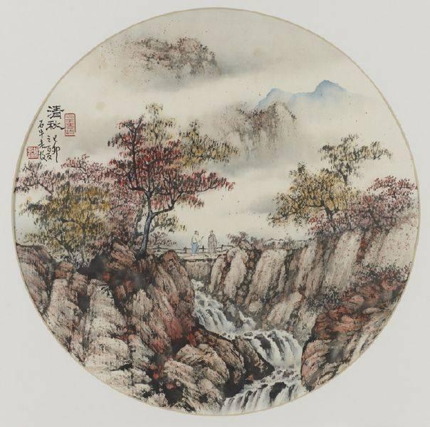 胡念祖-清秋