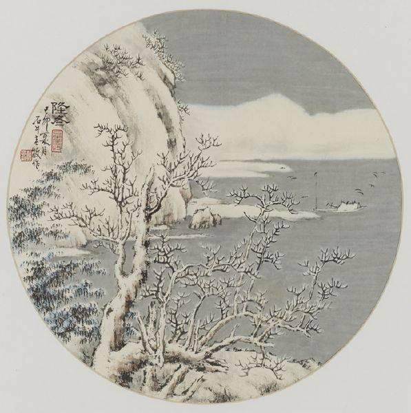 胡念祖-隆冬