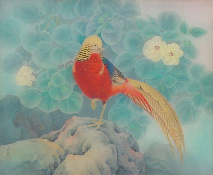 詹前裕-金雞獨立