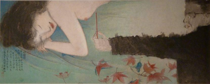 陳永模-自畫像