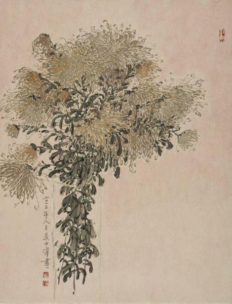 吳士偉-芳華(瓶菊)