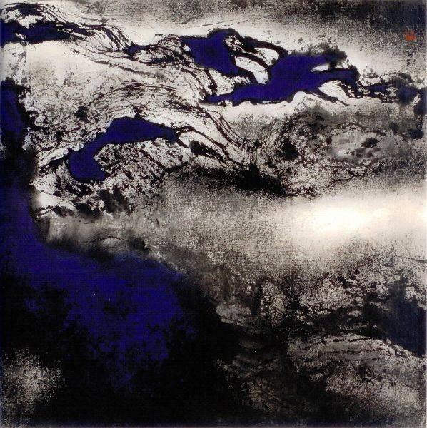 廖鴻興-雲中鶴