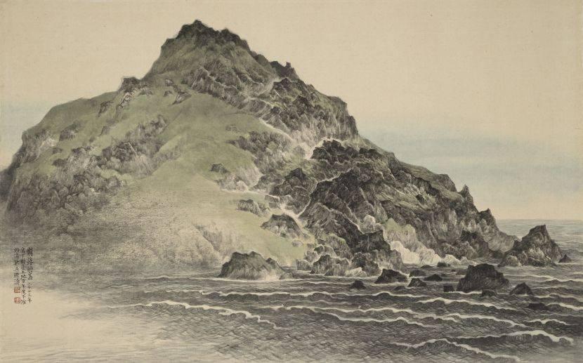 吳繼濤-崩落的島