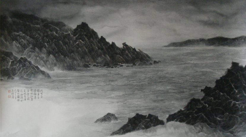 吳繼濤-孤島