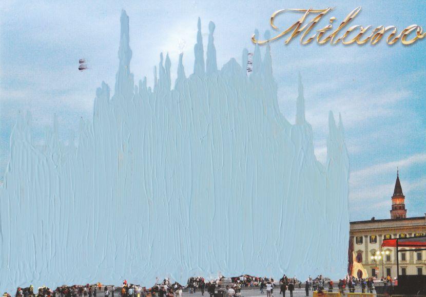 鄭亭亭-The painted voyage – The painted Milano