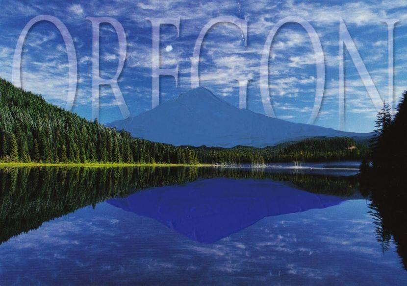 鄭亭亭-The painted voyage – The painted Oregon