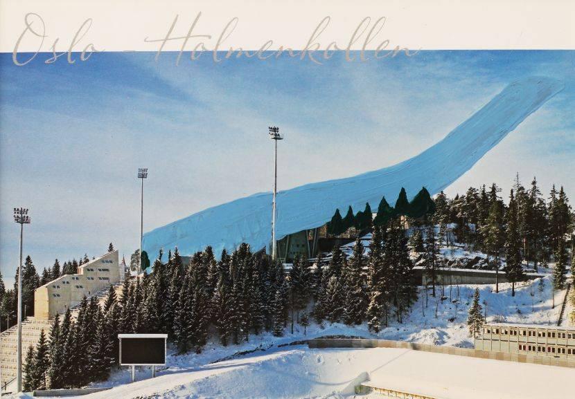鄭亭亭-The painted voyage- The painted Oslo