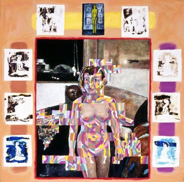 黃楫-裸像的沿革