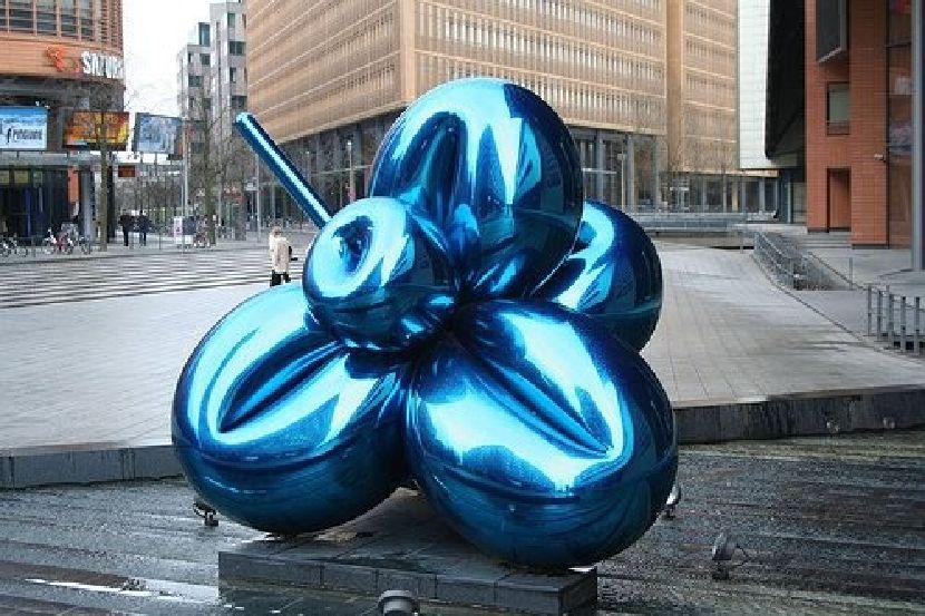 傑夫昆斯-Balloon Flower