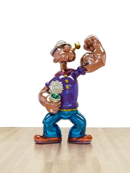 傑夫昆斯-Popeye