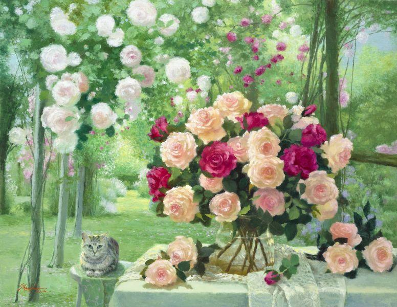 楊淑惠-玫瑰風情