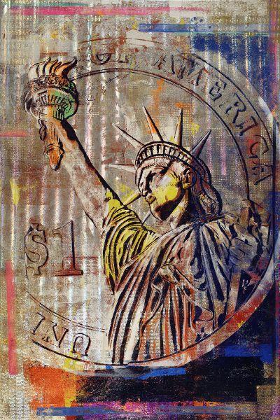 胡本切克勒夫-$1 Statue of Liberty