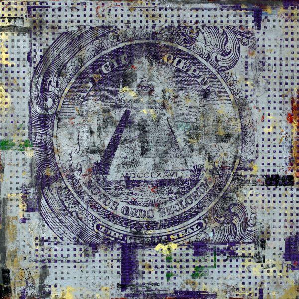 胡本切克勒夫-1 Dollar eye