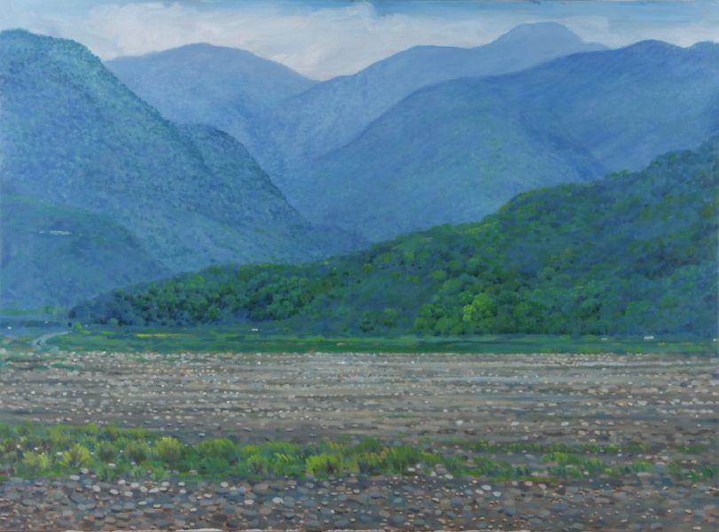 譚國智-蘭陽溪谷