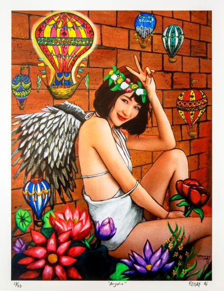 黎橘-Angelic