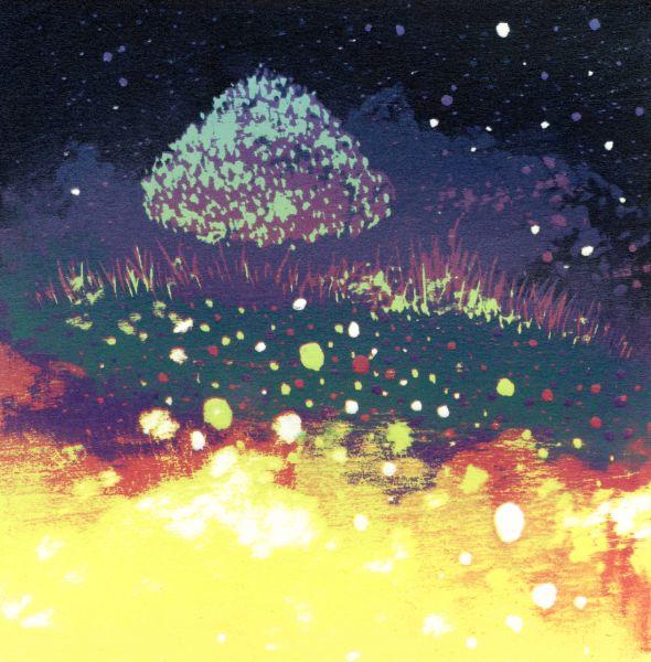 游雅蘭-天上的樹