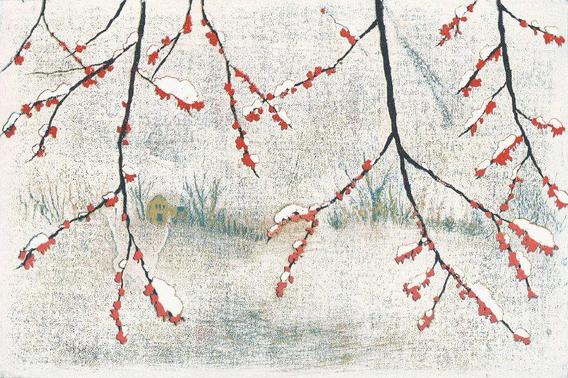 游雅蘭-冬景
