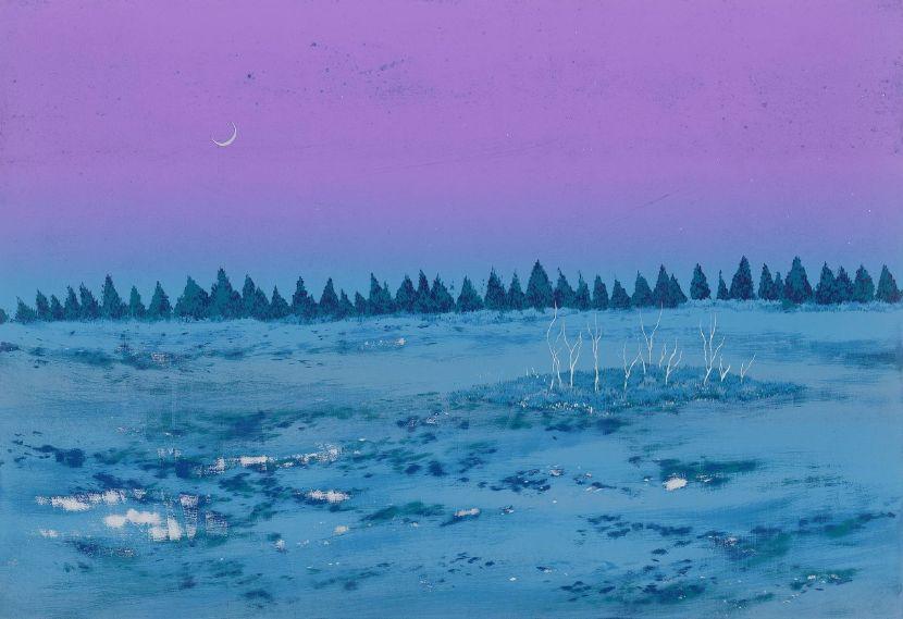 游雅蘭-銀色新月