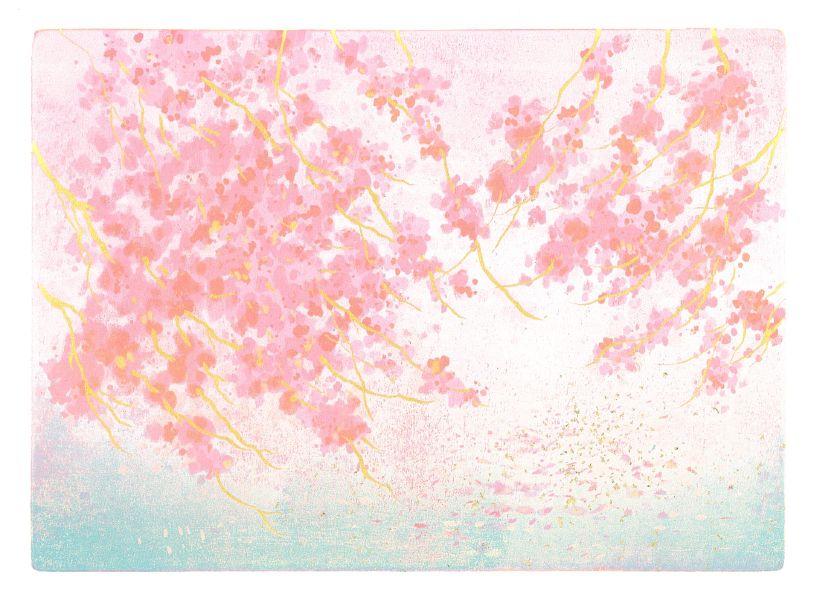 游雅蘭-Spring Blossoms