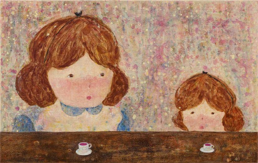 羅喬綾-與愛麗絲下午茶