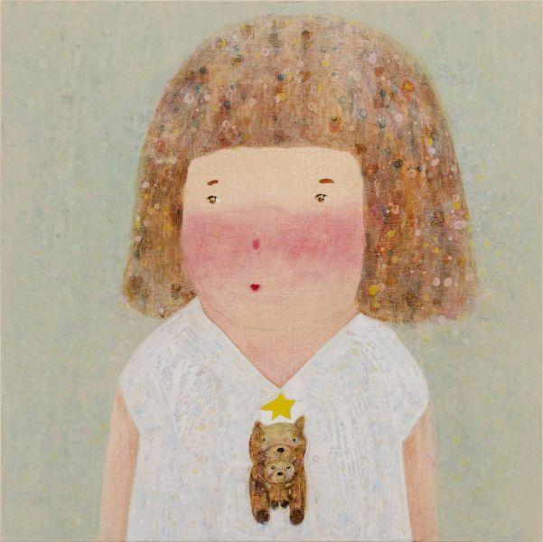 羅喬綾-母子熊
