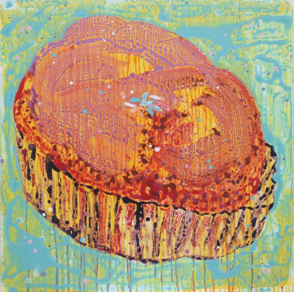 王亮尹-巧克力海綿蛋糕