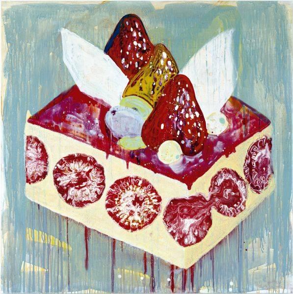 王亮尹-有翅膀的蛋糕