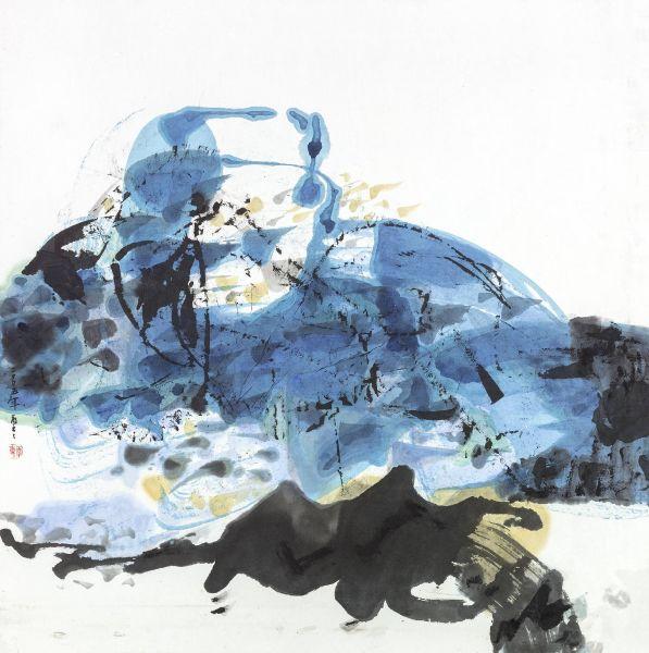 李重重-藍色花園