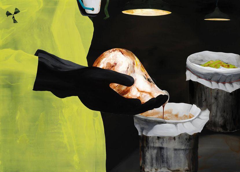 周代焌-寂靜之外009-G型神探的培養皿