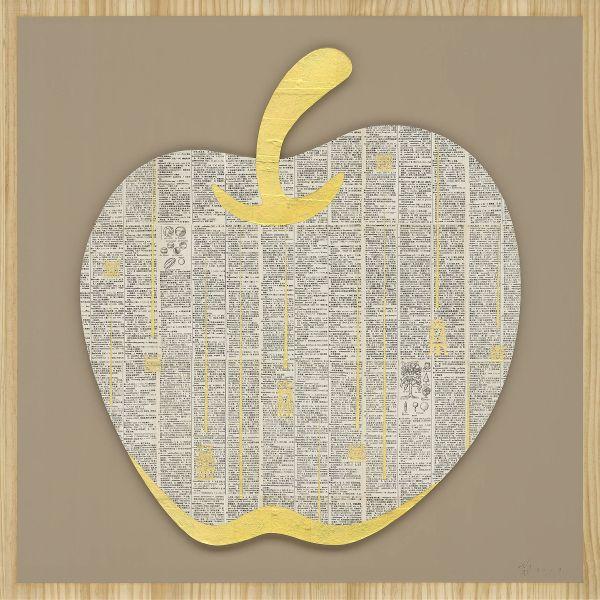 吳耿禎-字典系列-蘋果