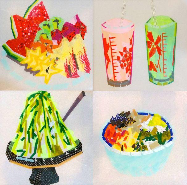 吳芊頤-微型冰果室-復古冰果