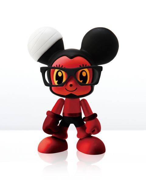 不二良-小鼠變裝系列-地獄小鼠