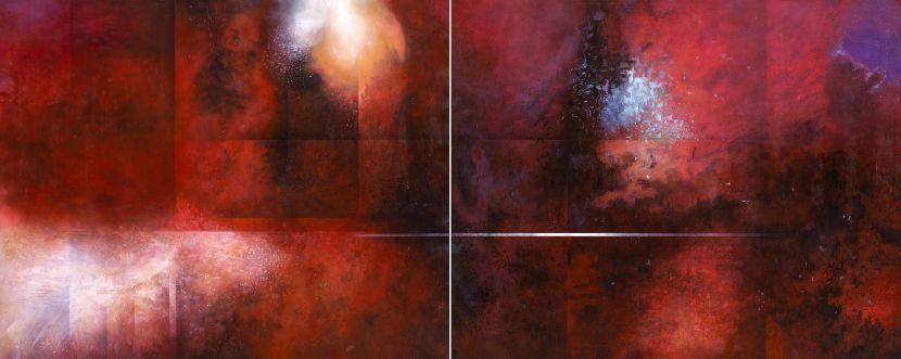 王建文-觀星者系列II—紅色海洋